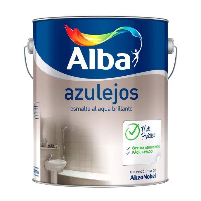 Esmalte para Azulejos Alba